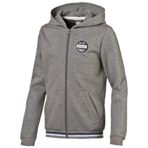Puma  Youths ATHL  Fleece HOODED JACKET 83422303