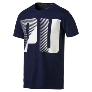 Puma Mens Summer Logo T-Shirt