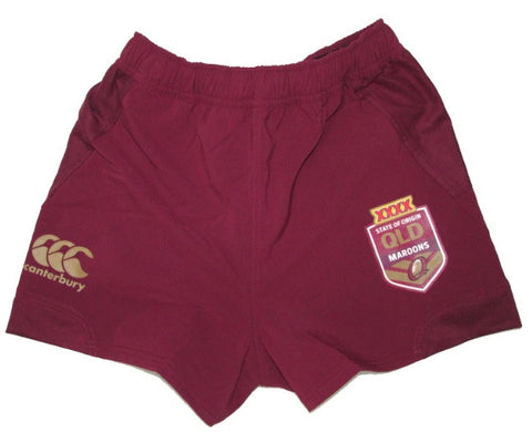 Queensland Rugby League Players Shorts