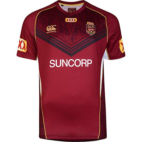 Queensland Rugby League   Training  Tee Shirt