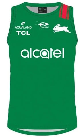 South Sydney  Rabbitohs  Training Singlet  Adult