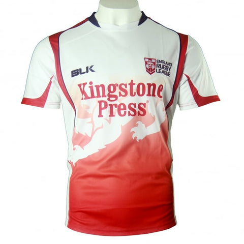 England Rugby League Training Tee Shirt