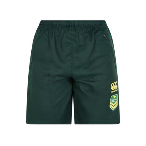 Australian Kangaroos Rugby League Gym Shorts