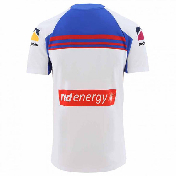 Newcastle Knights Away   Replica Shirt