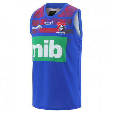 Newcastle Knights Training Singlet