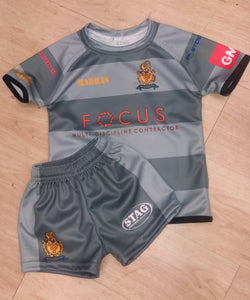 Whitehaven Rugby League Home Kit  Toddlers Set