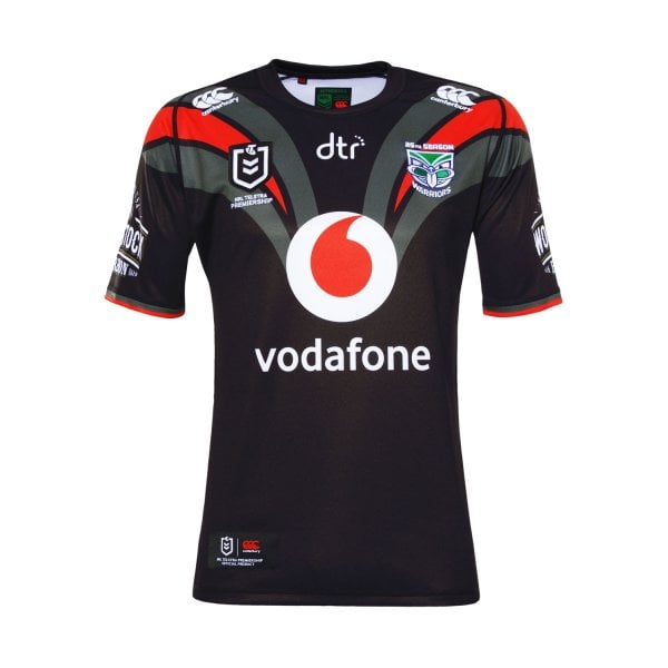 New Zealand Warriors CCC Away Jersey 2020