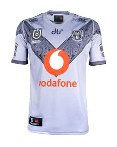 Vodafone Warriors CCC Te Mangopare Alternate Jersey