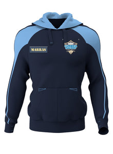 West Cumbria Masters Rugby League FC Players Hooded Sweatshirt
