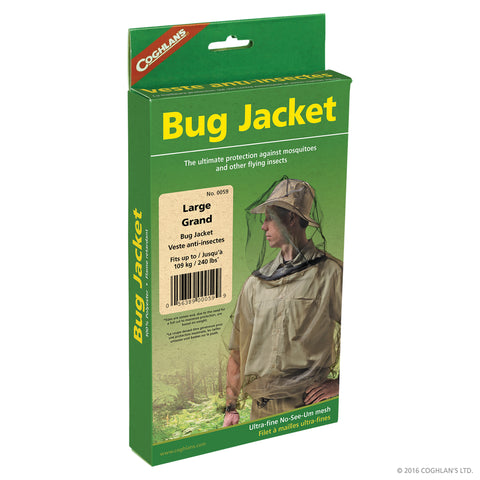 Coghlans Bug Jacket - Small