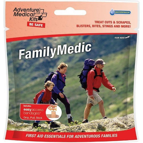 Adventure Medical Family Medic First Aid Kit