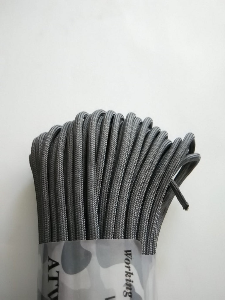 Graphite Paracord - Nalno.com Outdoor Equipment - 1