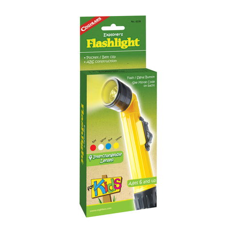 Coghlan's Flashlight for Kids - Nalno.com Outdoor Equipment