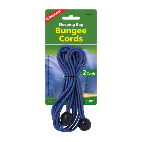 Coghlan's Sleeping Bag Bungee Cords - Nalno.com Outdoor Equipment - 1