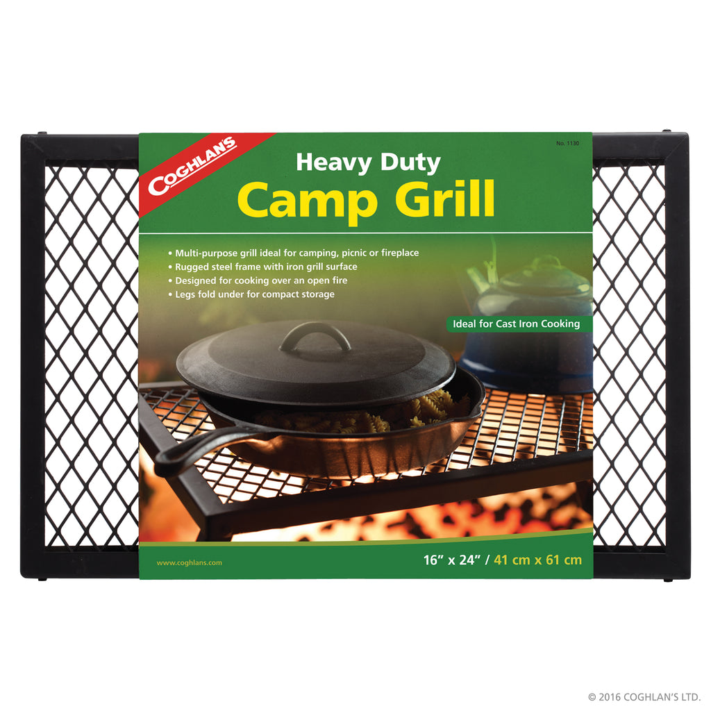 Coghlans Heavy Duty Camp Grill