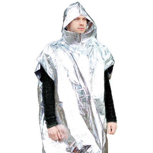 Coghlans Emergency Survival Poncho - Nalno.com Outdoor Equipment