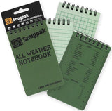 SnugPak All Weather Notebook Large