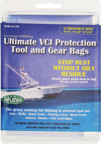 Leland VCI Corrosion Resistant Bags