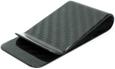 Bastian Pure Carbon Fiber Money Clip