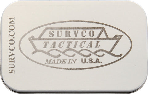 Survco Ultimate Survival Tin (Empty)