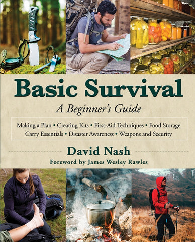 Basic Survival - A Beginner's Guide