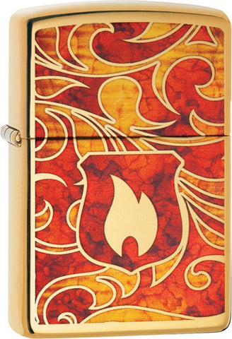 Zippo Fire Shield Lighter