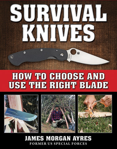 Survival Knives Book