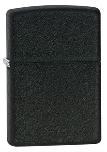 Zippo Classic Black Crackle Lighter - Nalno.com Outdoor Equipment