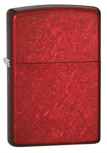 Zippo Classic Candy Apple Red Lighter - Nalno.com Outdoor Equipment