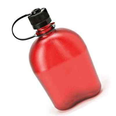 Nalgene Oasis Red - Nalno.com Outdoor Equipment
