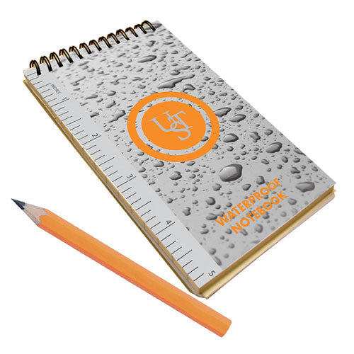 Ultimate Survival Waterproof Notebook - Nalno.com Outdoor Equipment