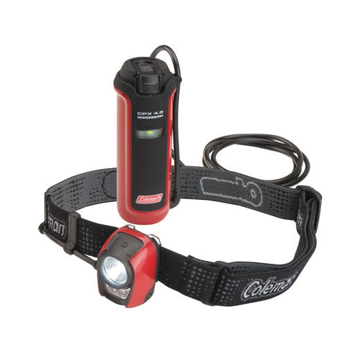 Coleman CPX 4.5 LED Headlamp - Nalno.com Outdoor Equipment