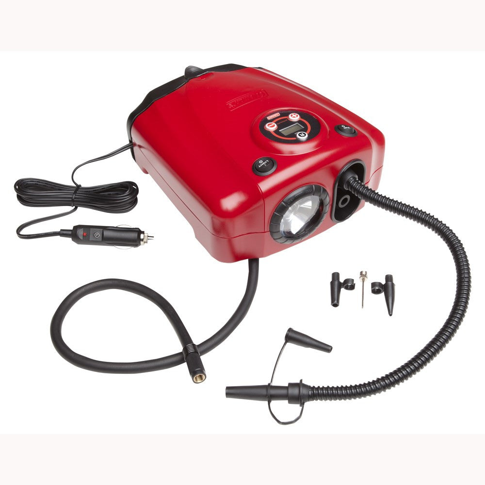 Coleman 12 Volt Inflate-All Air Pump - Nalno.com Outdoor Equipment