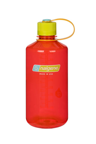 Nalgene 1l Narrow Mouth Pomegranate