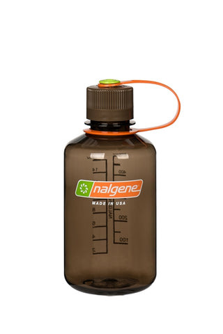 Nalgene 500ml Narrow Mouth Woodsman Water Bottle