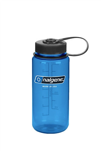 Nalgene 500ml Wide Mouth Slate Blue