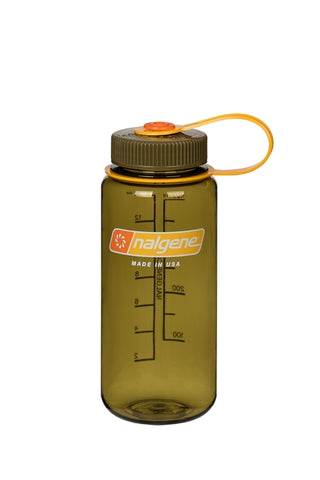 Nalgene 500ml Wide Mouth Olive