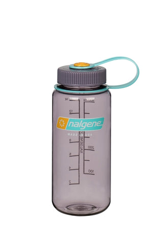 Nalgene 500ml Wide Mouth Aubergine