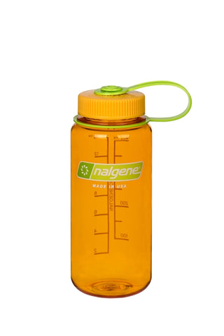 Nalgene 500ml Wide Mouth Clementine