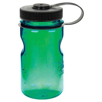 Nalgene Mini-Grip Glows Green - Nalno.com Outdoor Equipment