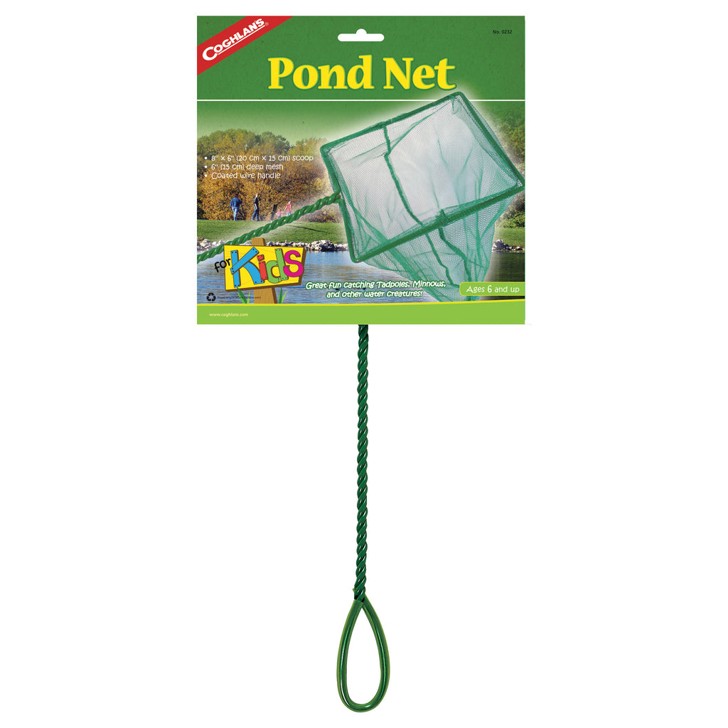 Coghlans Pond Net for Kids - Nalno.com Outdoor Equipment