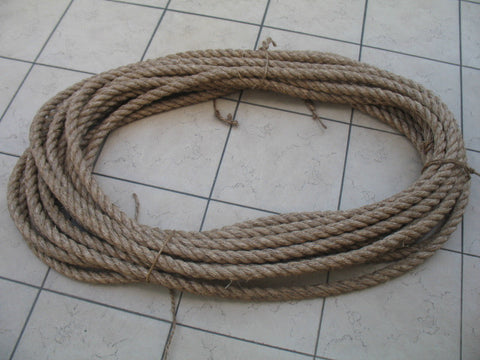 26mm Manila Hemp Rope - Nalno.com Outdoor Equipment