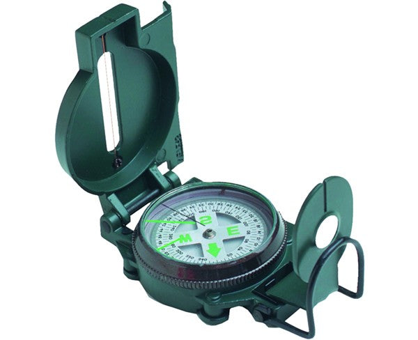 Texsport Marching Lensatic Compass