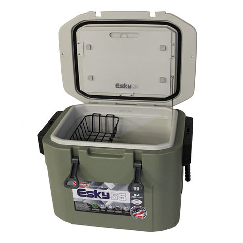 Coleman 52l Esky Heavy Duty Cooler - Nalno.com Outdoor Equipment