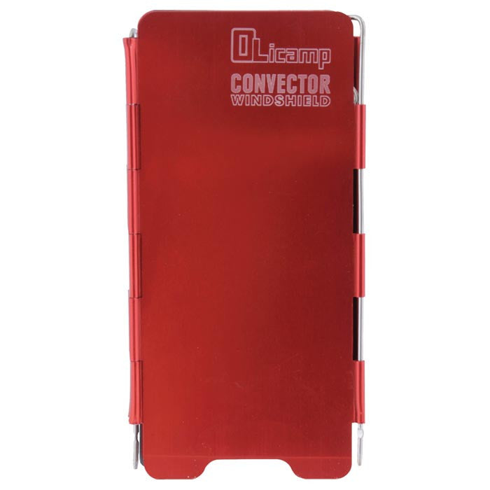 OliCamp Convector Windshield - Nalno.com Outdoor Equipment - 1