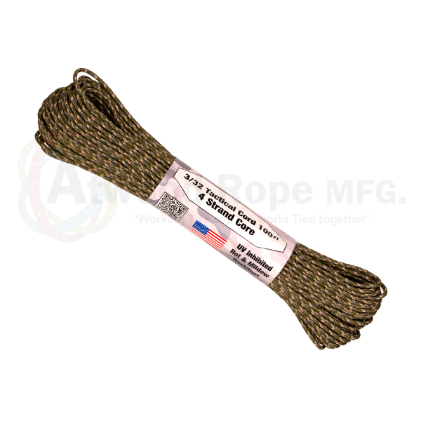 275 Paracord Camo Colours