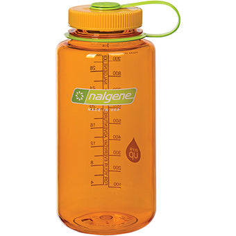 Nalgene 1l Wide Mouth Clementine