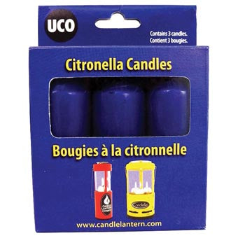 UCO 9 Hour Citronella Candles
