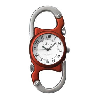 Dakota Double Clip Watch - Nalno.com Outdoor Equipment