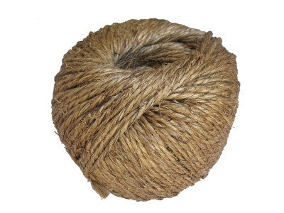 3mm Manila Hemp Rope (200 m) - Nalno.com Outdoor Equipment